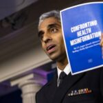 The surgeon general wants Facebook to do more to stop Covid-19 lies