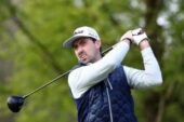 Niall Kearney shoots seven-under 65 to take early lead at Dutch Open