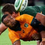 Wallabies hand Springboks another reality check with 30-17 win
