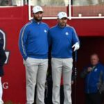 Sergio Garcia and Jon Rahm hit back after shaky Ryder Cup start