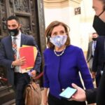 Nancy Pelosi reiterates infrastructure vote plans as some Democrats continue to push back