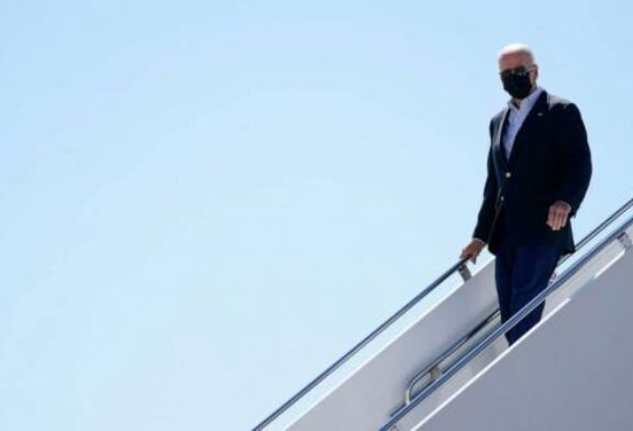Biden travels to New York, New Jersey to tour damage from Ida