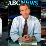 On TV, 9/11 was last huge story for 'Big 3' network anchors