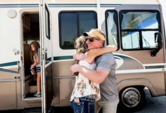 Wildfire victims left with nothing get hope from donated RVs