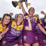 Wexford edge Armagh in All-Ireland Junior Camogie final