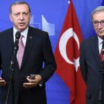 Juncker Believes Turkish Officials Want to Blame EU for Accession Talks Failure