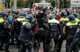 Watch Police Crack Down on Protesters in Rotterdam Amid Dutch Housing Crisis - 18.10.2021, Sputnik International