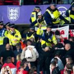 FIFA 'strongly condemns' crowd trouble at England-Hungary clash