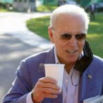 Biden says he'll 'work like hell' to get infrastructure agenda across finish line