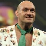 Tyson Fury calls Deontay Wilder 'weak' as argument erupts at press conference