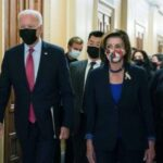 Biden heads to Capitol Hill to meet with House Democrats amid infighting