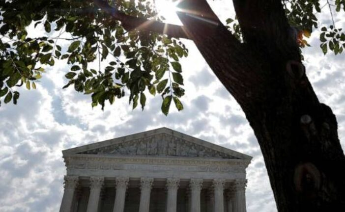 Supreme Court going back to in-person arguments