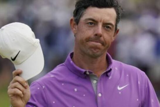 Rory McIlroy lends support to Osaka over decision to take break from tennis