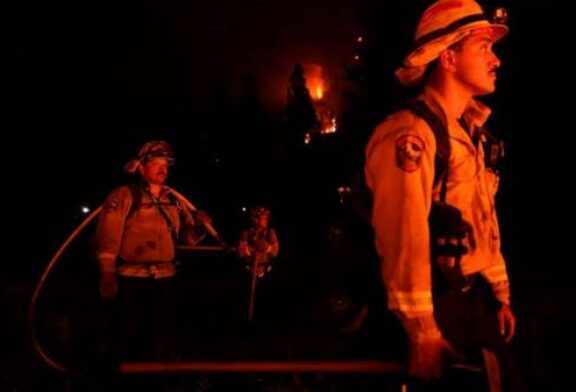 EXPLAINER: What are some key decisions in fighting fires?