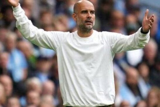 Pep Guardiola not sorry after urging fans to attend Manchester City matches