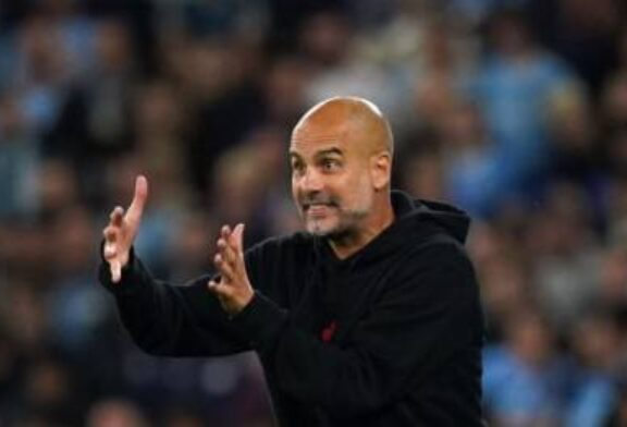 Pep Guardiola not sorry after criticism over comments about Manchester City fans