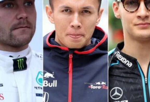How the grid is shaping up for the 2022 Formula One season