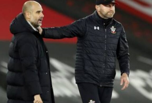 Ralph Hasenhuttl wants Southampton to tackle Manchester City head on
