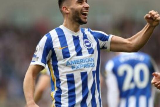 Brighton continue fine form with win over Leicester City