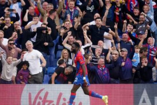 Odsonne Edouard in disbelief after stunning Crystal Palace debut