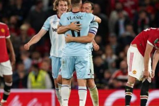 Man Utd crash out of Carabao Cup as West Ham end wait for Old Trafford win