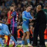 Jack Grealish earns Pep Guardiola praise after Man City hit Leipzig for six