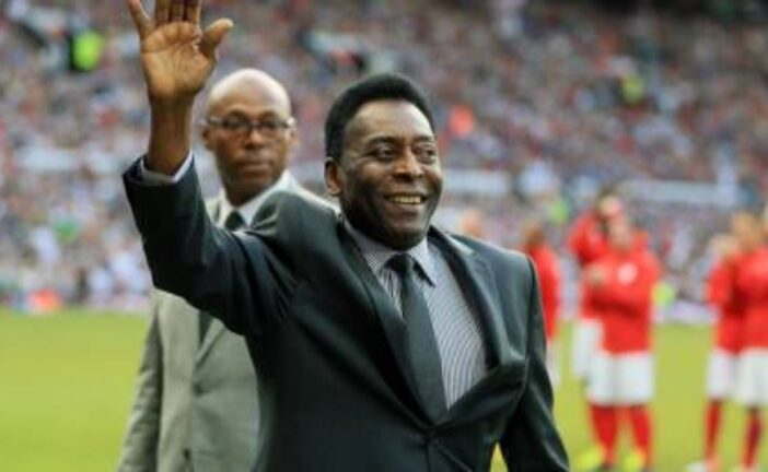 Pele's daughter says he will leave intensive care within days