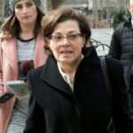 NXIVM co-founder sentenced to 3 1/2 years in sex slaves case