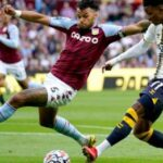 Tyrone Mings looks to test himself against Cristiano Ronaldo