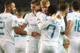 Cole Palmer scores classy goal as five-star Manchester City hammer Club Brugge