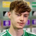 Conor Bradley's performance offers positives following Northern Ireland defeat