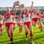 Women's Super League: Treble winners and record crowd for Grand Final highlight competition's rise