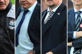 A closer look at the managers from Mike Ashley's 14-year Newcastle reign