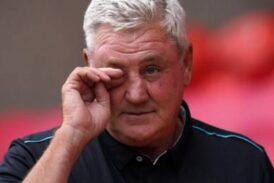 Steve Bruce says Newcastle job 'probably' his last as abuse takes its toll